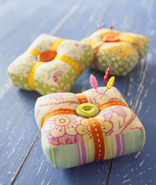 On Pins & Needles Pincushion