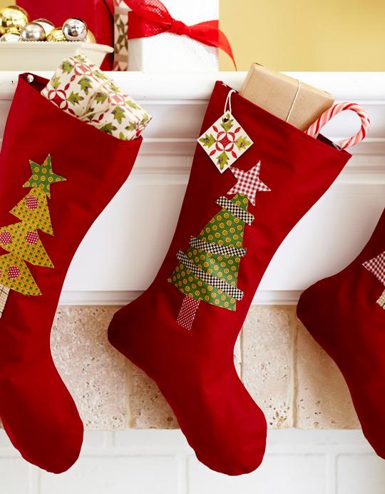 Simple Stockings