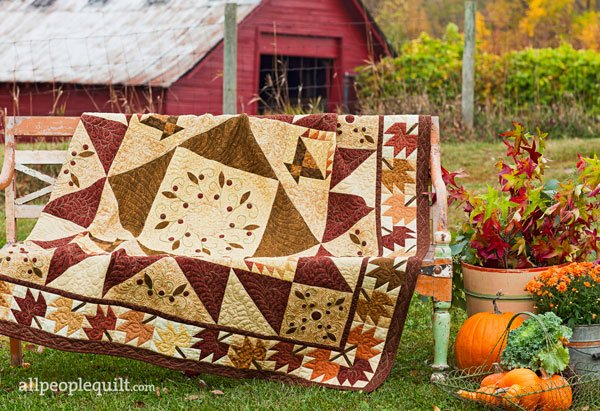 Fall Quilt Projects