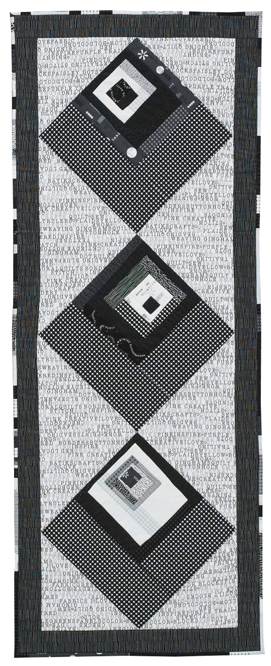 One-Point Table Runner