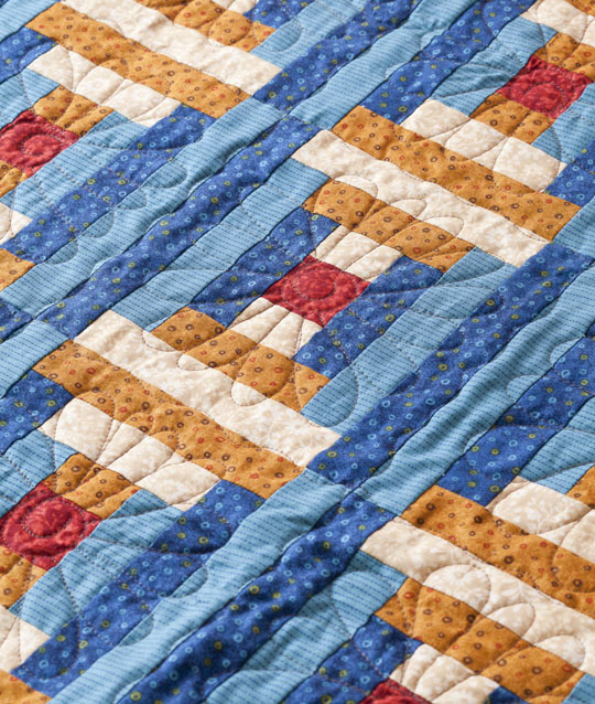 Flowers and Leaves Quilting Designs