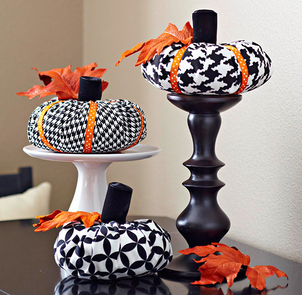 Black-and-White Pumpkins