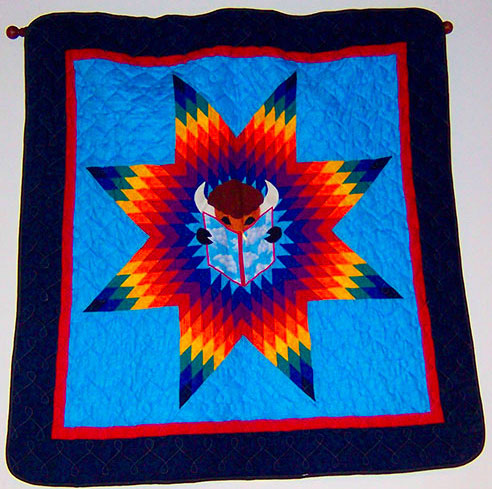 Winnebago Quilts: Honor and Celebration