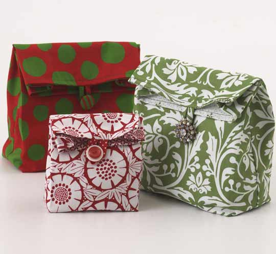 Lunch Sack Gift Bags