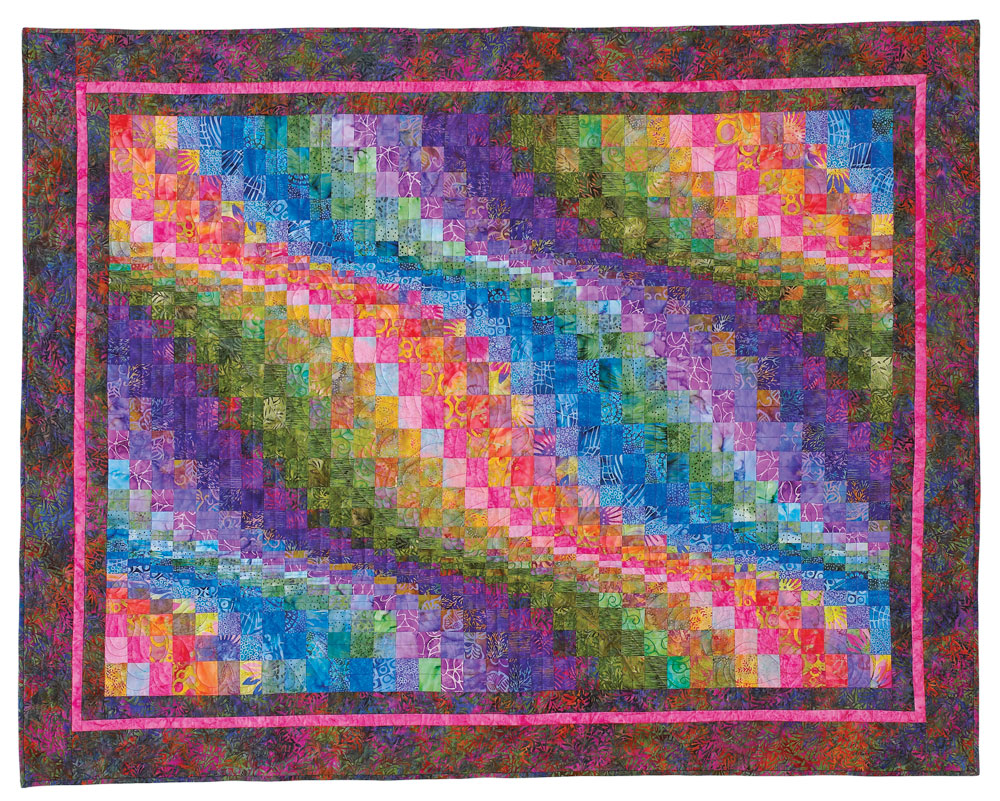 Tips for Making Bargello Quilts