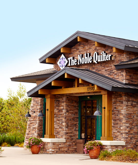 The Noble Quilter