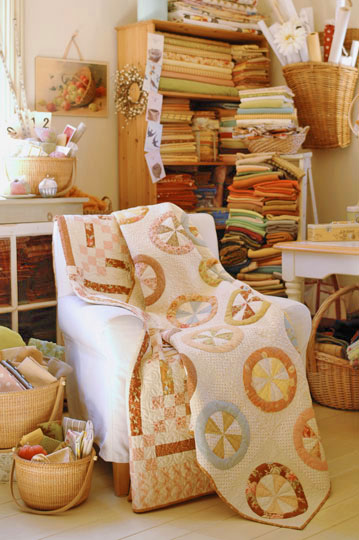 A Love of Quilts