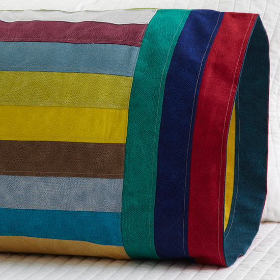 3rd Quarter 2012 One Million Pillowcase Featured Fabrics