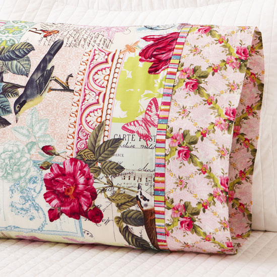 One Million Pillowcase Challenge Second Quarter Featured Fabric