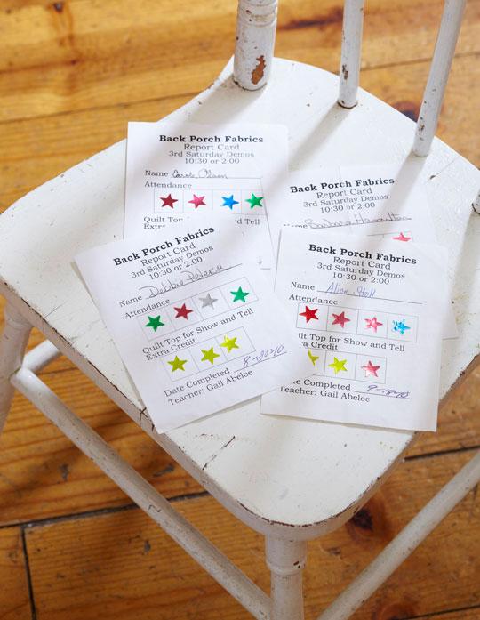 Back Porch Fabrics