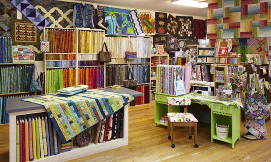 Country Fabrics and Quilting