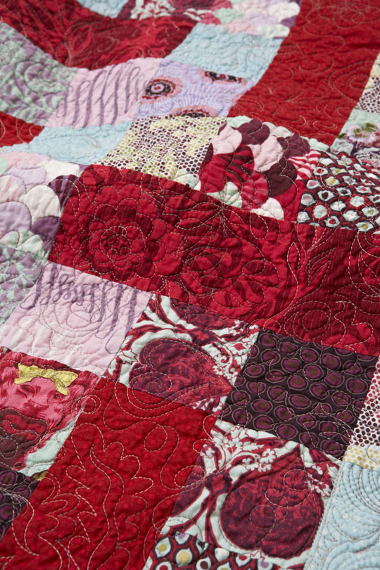 Machine-Quilting Designs