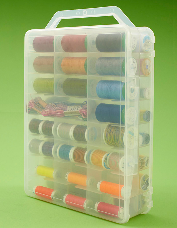 Double-Sided Thread Organizer from Creative Options