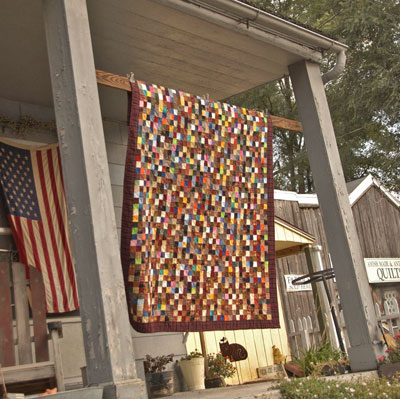 Quilts All Around