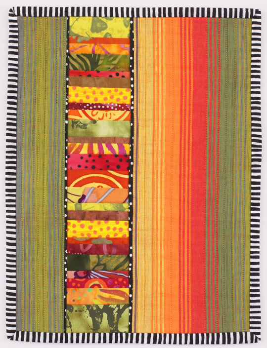 Jill Mead, Editor, Quilts and More