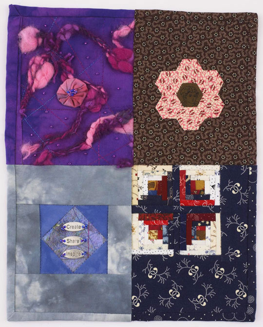 Jody Sanders, Assistant Editor, American Patchwork & Quilting