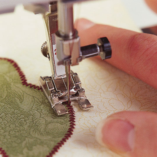 Tips for Machine Appliqué