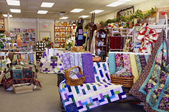 Get Lost in Quilting