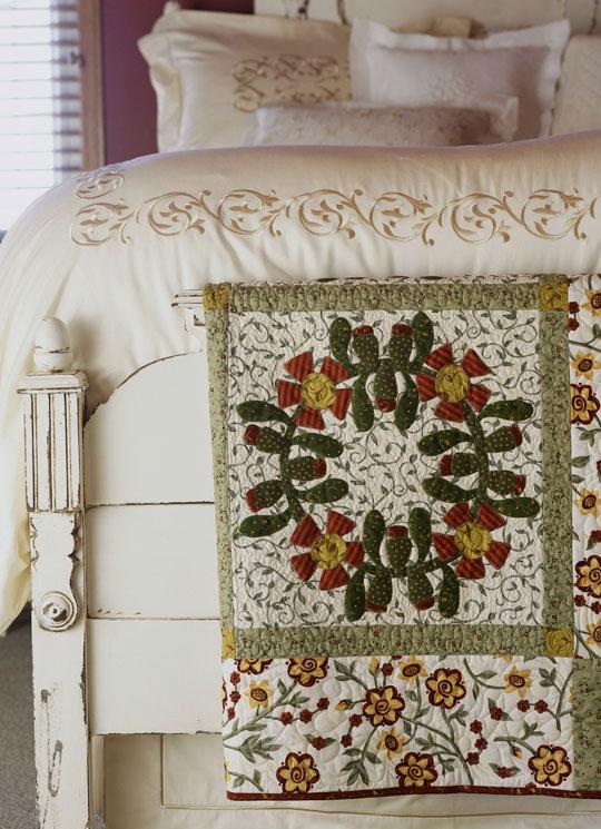 Folk Art Floral Wreaths