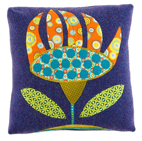 Coneflower Pillow Color Option