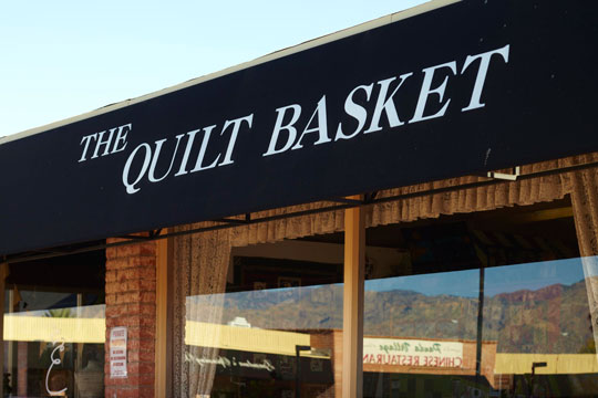 The Quilt Basket