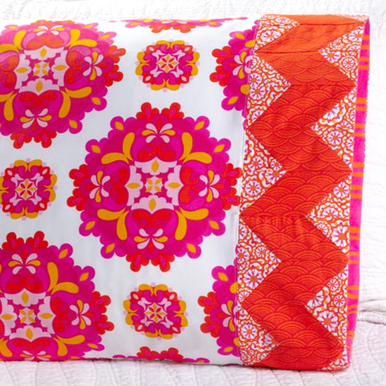 1st Quarter 2013 One Million Pillowcase Featured Fabrics