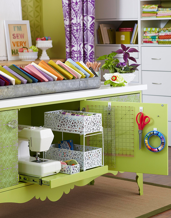Pull-Out Storage