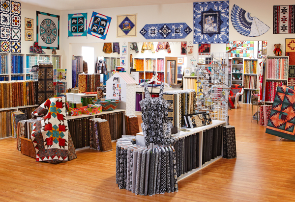 Southwest Decoratives & Kokopelli Quilting Company