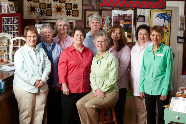 Meet the Staff of O'Susannah's Quilts u0026 Gifts