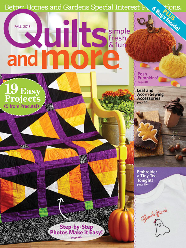 Quilts and More Fall 2013