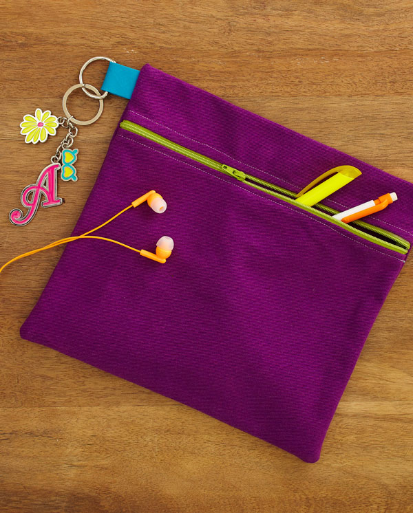 Ready, Set, Sew! Pencil Case