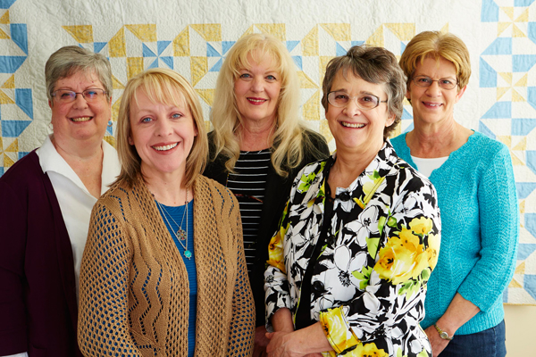Meet the Staff at The Cozy Quilt