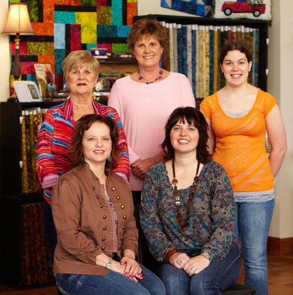 Meet the Staff at Sew Sweet Quilt Shop