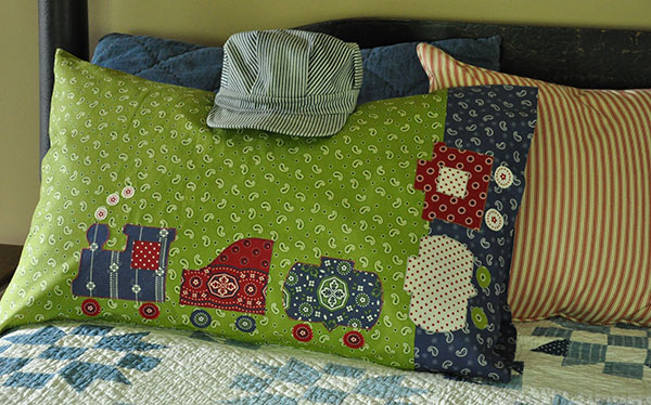 Amy Barickman's Pillowcase