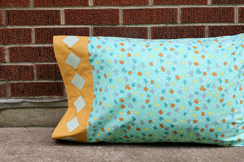 Jeni Baker's Pillowcase