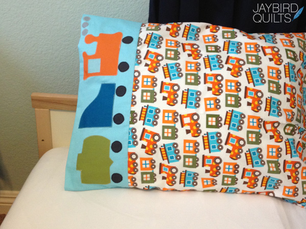 Julie Herman's Pillowcase