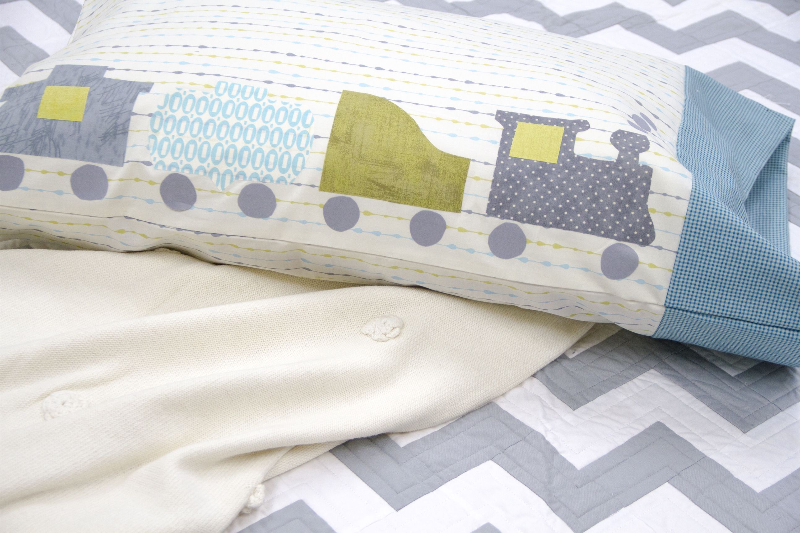Moda Fabrics' Pillowcase