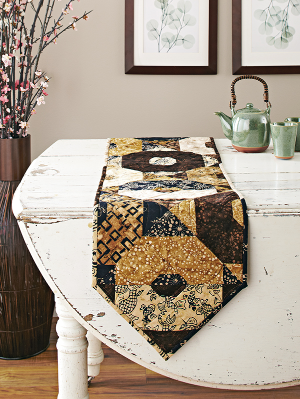 Good Fortune Table Runner