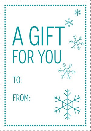 Sweet Tweets Gift Tags