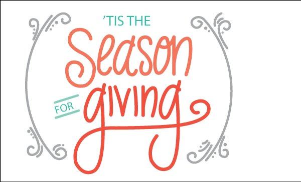 Season for Giving Tag