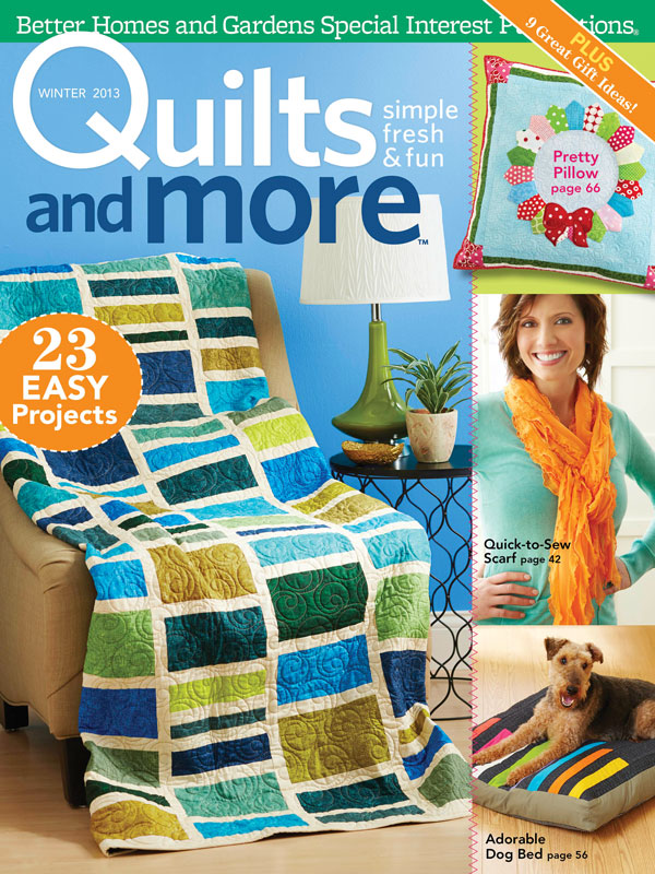 Quilts and More Winter 2013