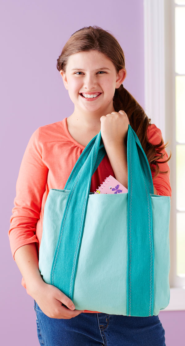 Ready, Set, Sew! Tote Bag