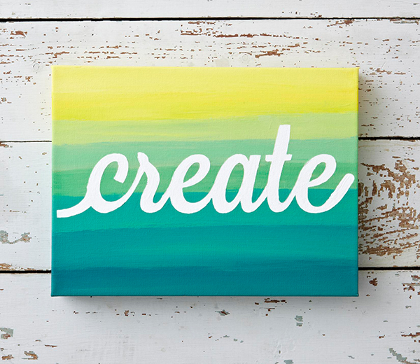 Create Canvas