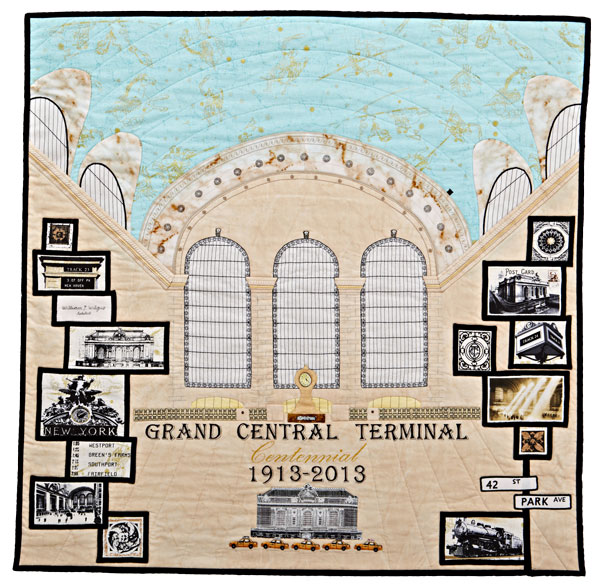 Honorable Mention: Family Tribute to Grand Central