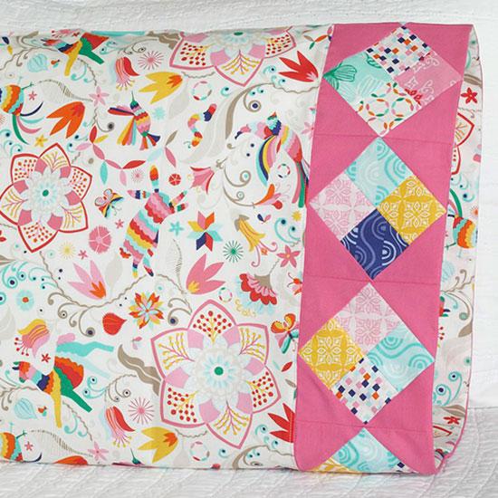 Moda Fabrics - Pattern 38