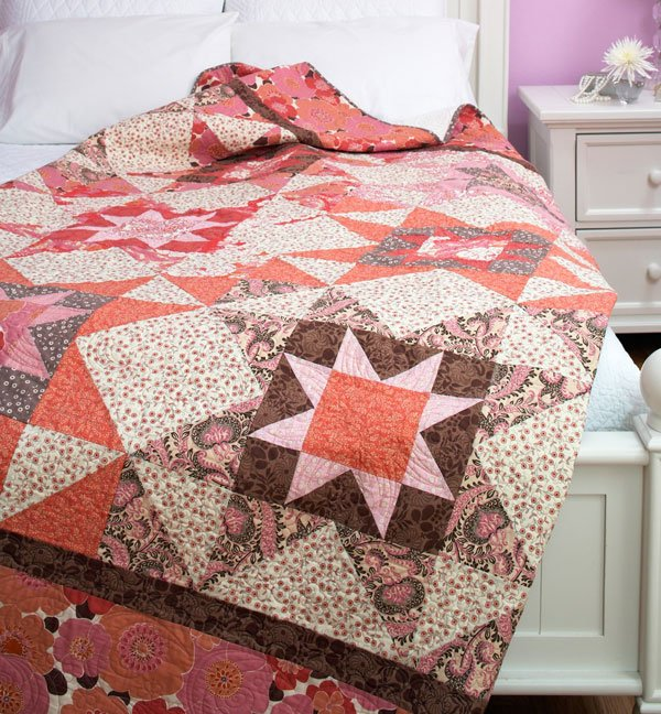 Quilting Color Trend: Pink