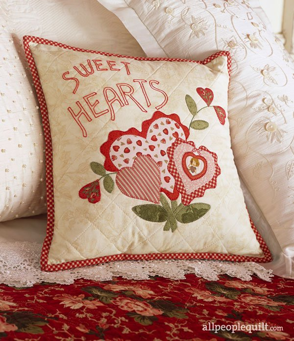 Pillow Patterns for Every Holiday