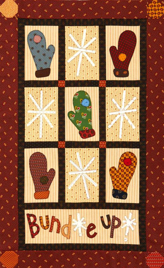 Bundle Up Quilt