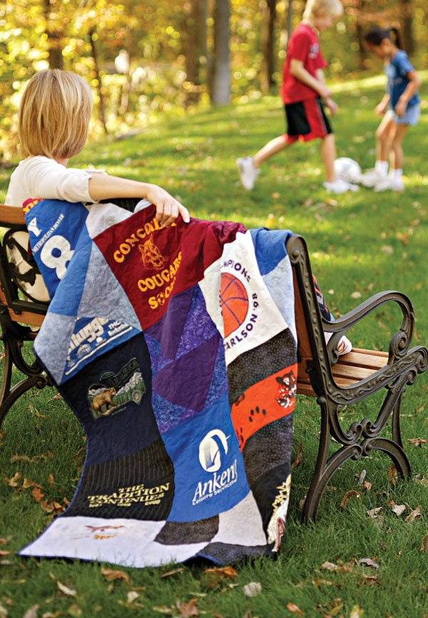 Free T-Shirt Quilt Patterns