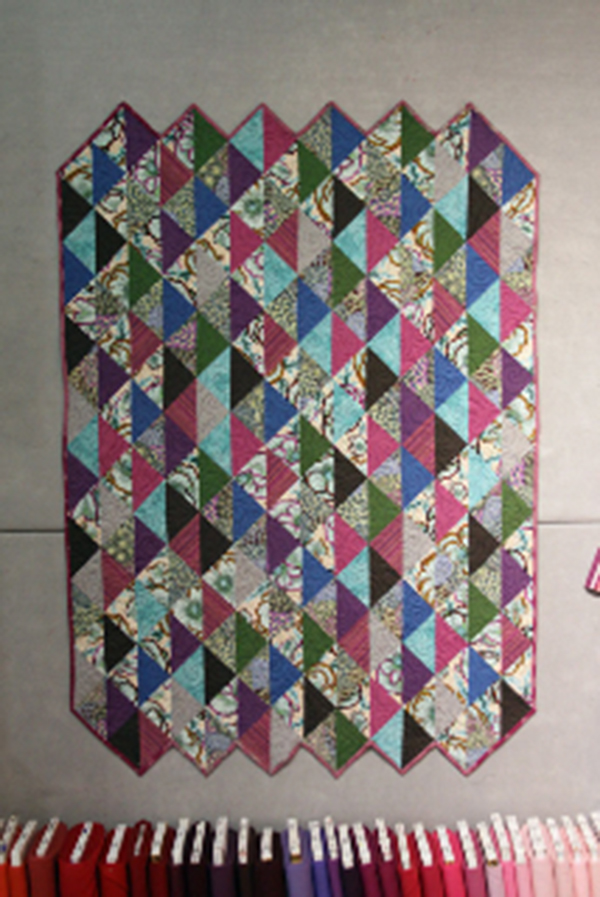 Which Way Is Up Junior Quilt